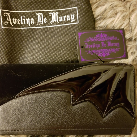 Avelina De Moray Bags Black Friday Wallet Poshmark